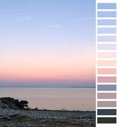 fuzzykangarooboy:  Color Palette
