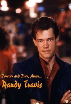 A young Randy, thats where it all began, with that voice he melted my heart!