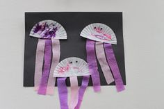 Playing House: Toddler crafts - J for jellyfish