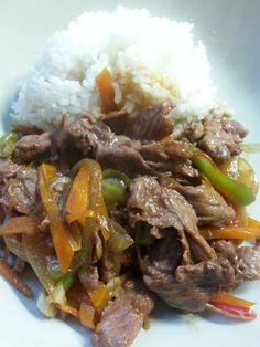 """Japanese sukiyaki beef! """"Sukiyaki sauce can find in any Asian store it's handy and taste perfect for the dish enjoy""""  @allthecooks #recipe"""
