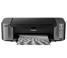 Canon PIXMA Color Professional Inkjet Photo Printer: Professional Wireless Photo Printer with pigment based system with Chroma Optimizer Printer Scanner, Inkjet Printer, Electronic Dictionary, Photo Printer, Canon, Cool Things To Buy, Cool Photos, Cool Designs, Techno