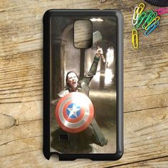 Loki Captain America And Thor Samsung Galaxy Note 5 Case   armeyla.com