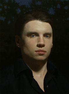 Nicholas Hiltner | Self Portrait