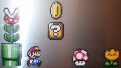Pimp My Fridge – Super Mario World Bead Art