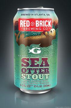 "GA NEW 5"" x 5"" Monday Night Brewing Craft Beer Die Cut Sticker Atlanta"