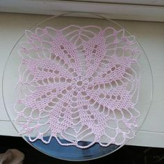 Check out this item in my Etsy shop https://www.etsy.com/listing/580758826/large-light-pink-square-flower-doily