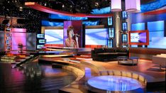 Al Shams - Dubai - Talk Shows Set Design - 1