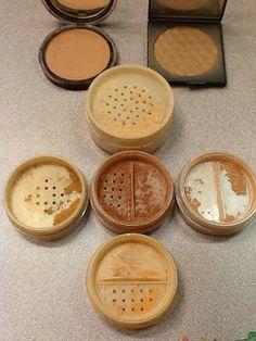 Money Saving Face Powder and Blush