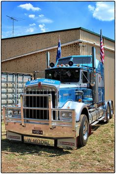 Kenworth Lancefield Feb 2013 by Trucker Dan, via Flickr