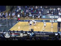 2013 BYU Women's Volleyball Top 10 Plays - http://volleyballhq.net/2013-byu-womens-volleyball-top-10-plays/