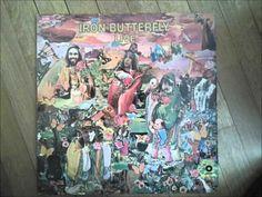 Iron Butterfly Live full Album - YouTube