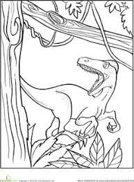 These Cool Dinosaur Coloring Pages Come With Fun Facts To Keep Kids Entertained Learn About The Brachiosaurus Oviraptor And More