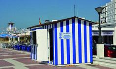 #biblioteca #playa #chiringuito #madera #costa