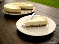 Cheesecake s pomarancovou korou