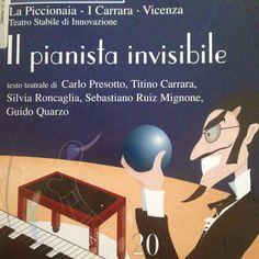 Piccoli Viaggi Musicali: Libro di Lettura: Il Pianista invisibile