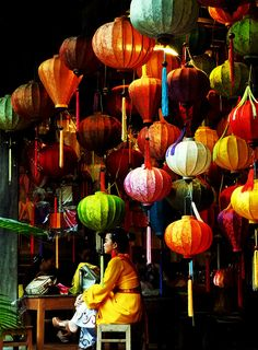 Lanterns #photography