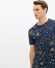 Image 5 of PRINTED T-SHIRT from Zara