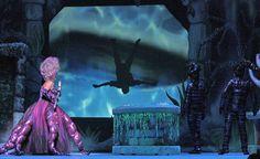 little mermaid set design | The Little Mermaid (Disney's) | Music Theatre of Wichita Broadway ...