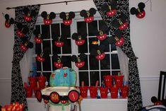 Mickey Mouse Clubhouse Birthday Party Ideas | Photo 15 of 183.