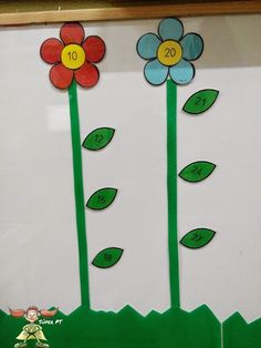 Súper PT: Un jardín de números Blog, Ideas, Special Education Classroom, Blogging, Thoughts