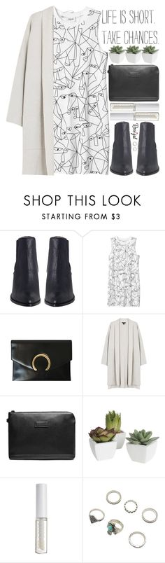 """""""your mental illness is not your fault"""" by exco ❤ liked on Polyvore featuring Monki, Eileen Fisher, Pier 1 Imports, Lord & Berry, clean, organized and rosegal"""