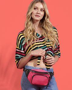 #VemProvar Ideias Fashion, Tacos, Neon, Style, Women's Work Fashion, Women's, Bags, Swag, Neon Colors