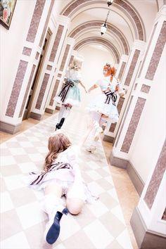 オリジナルめいど - anise(あにす) Original maid, Original maid, Original maid Cosplay Photo - Cure WorldCosplay