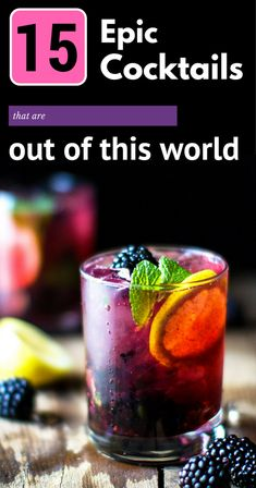 Image Credits: Stiers Aesthetic Anyone can learn how to make a great cocktail. With the party season