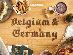 Belgium & Germany: Jenna Carando