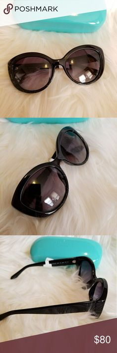 Kate Spade Sherrie Black Cat Sunglasses Eyewear Brand new with tag and case. Get ready for spring and summer! kate spade Accessories Sunglasses