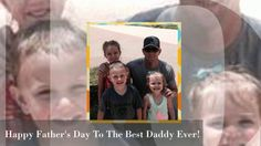 Sean's Father's Day Video