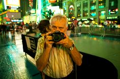 Rutger | Times Square, New York City