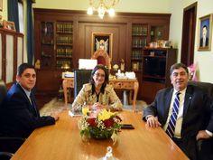 Lucía Corpacci presidió el acto de apertura de la Escuela de Abogados en un convenio para la capacitación de los letrados del Estado