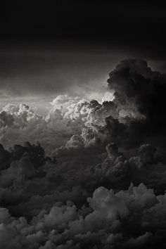 Deceptive clouds..