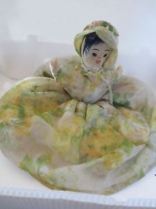 Antique French Boudoir Flapper Bed Doll Shelf Tea Cosy | eBay