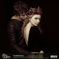 "The White Queen (2013) Starring: Max Irons as Edward IV of England and Rebecca Ferguson as Elizabeth Woodville, the ""White Queen""."
