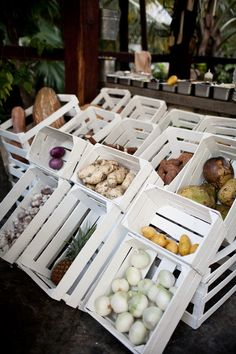 Fresh Vegetables at Hartwood Restaurant in Tulum.jpg | photography by http://www.brookelynphotography.com/
