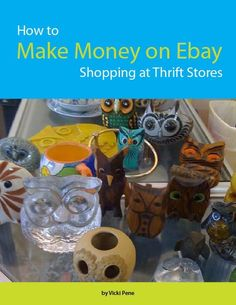 The guide will be chock full of items to buy, brands to watch for , what to pay, how to price, when to research, etc. You will be armed with a wealth of information to hit the thrift stores running...