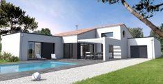 Maison contemporaine La Chaume 85