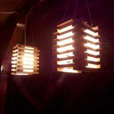 #diy #lamps #outdoorliving #watchtower