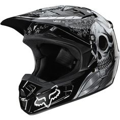 Fox Racing V2 Vandal Helmet