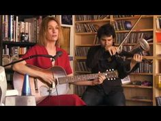 Sam Phillips' Tiny Desk Concert at NPR Music