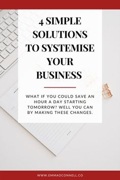 What if you could save an hour a day? What difference would that make to your business and your life? Well you can, by 4 simple changes. Creating A Business, Starting A Business, Business Tips, Time Management Tips, Business Management, Project Management, Asana, Check Email, Business Organization