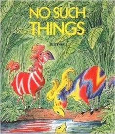 """1. (Picture Book/Fantasy)  2. Peet, B. (1985). """"No Such Things"""". Houghton Mifflin. 3. Guided Reading Level L 4. This book follows various fantasy creatures. Every creature has unique characteristics that make life difficult for them to live happy lives. Since this book is written in rhymes and made up words, it would be difficult for struggling readers or students who don't speak English as their first language. Although humorous and creative, it's not ideal for all readers. 5. Allison Van…"""