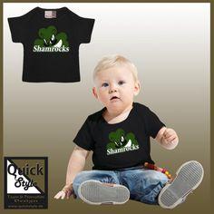 Baby T-Shirt Mülheim Shamrocks