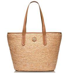 Tory beach bag