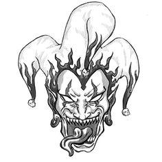 ... Evil Jester ...