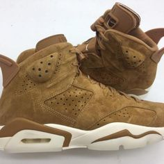 2be507b3a243 Image  First Look  Air Jordan 6  Golden Harvest  Image  2 Sneakers