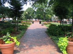 Marietta Square, Marietta GA.  I spent a very pleasant Sunday after church walking through this pretty park in the centre of town.