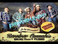 Revolver Cannabis - Balas, Rosas & Plomo (CD COMPLETO)